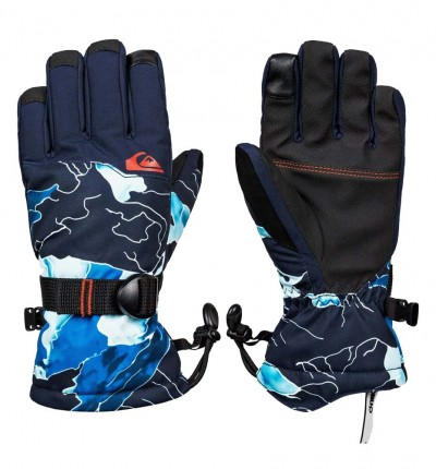 Guantes Casual_Niño_QUIKSILVER Mission Youth Glove
