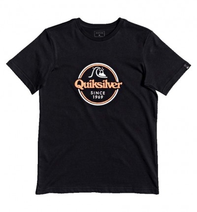 Camiseta M/c Casual_Niño_QUIKSILVER Words Remain Ss Yth Ii