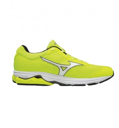 Zapatillas Running Mizuno Wave Rider 46.5 Amarillo