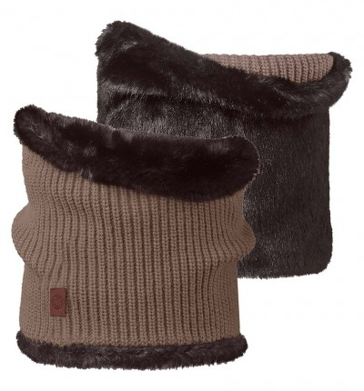 Tubular Casual_Unisex_BUFF Knitted Neckwarmer Comfort