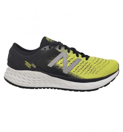 Zapatillas Running New Balance M1080 V9 44 Amarillo