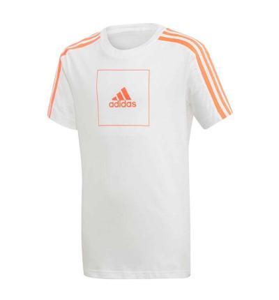 Camiseta M/c Casual_Niño_ADIDAS Jb A Aac Tee