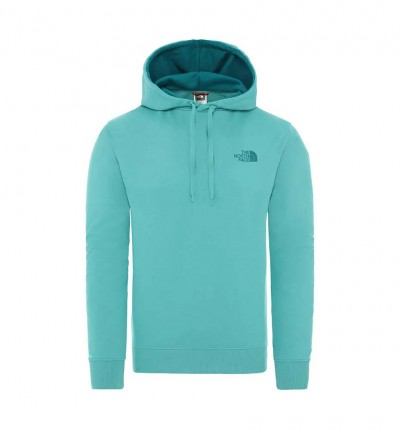 Hoodie Sudadera Capucha Casual_Hombre_THE NORTH FACE M Drew Peak Po Lt