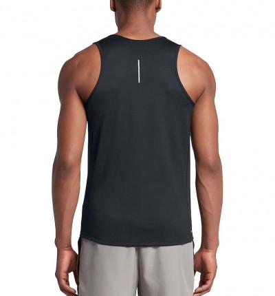 Camiseta Sin Mangas Running_Hombre_NIKE Mens Nike Miler Running Tank