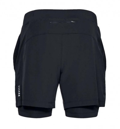 Short Running_Hombre_UNDER ARMOUR Qualifier Speedpocket 2-n-1
