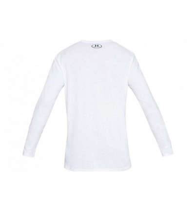 Camiseta M/l Casual_Hombre_UNDER ARMOUR Sportstyle Logo