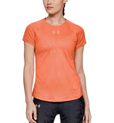 Camiseta M/c Running_Mujer_UNDER ARMOUR Ua Qualifier Run Short Sleeve