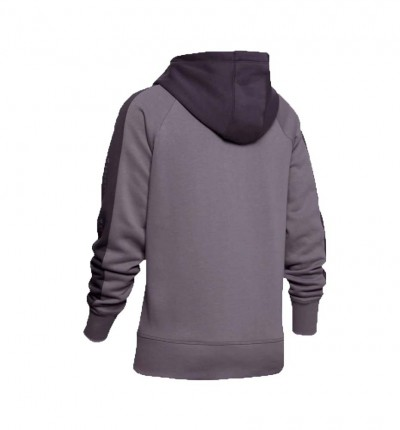 Hoodie Sudadera Capucha Casual_Mujer_UNDER ARMOUR Rival Fleece Graphic Hoodie