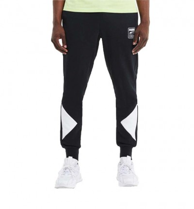 Pantalón Casual PUMA Rebel Pants Block