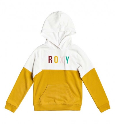 Hoodie Sudadera Capucha Casual ROXY Tuesday Good Day