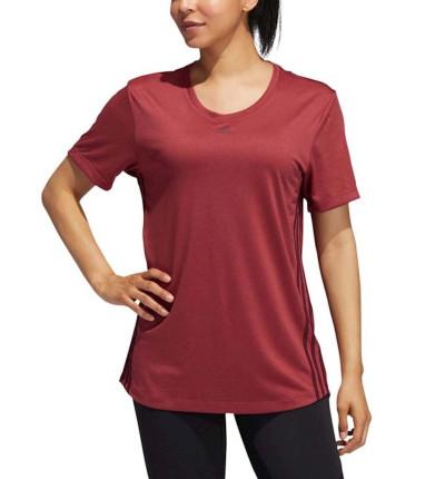 Camiseta M/c Fitness Mujer Adidas Prime Tee