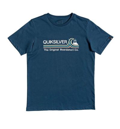 Camiseta M/c Casual QUIKSILVER Stone Cold Classic Ss Yth