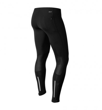 Mallas Largas de Running Hombre New Balance Impact Tight