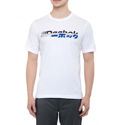 Camiseta M/c Casual REEBOK Myt Ss Tee