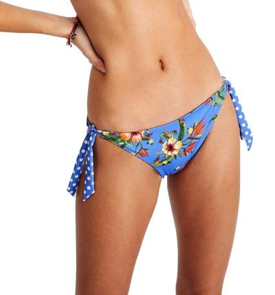 Bottom Bikini triangular BANANA MOON Boa Dolcevita Culotte