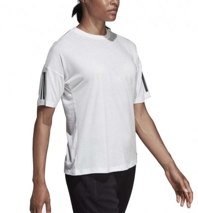 Camiseta M/c Fitness_Mujer_ADIDAS W Mh 3s T-shirt