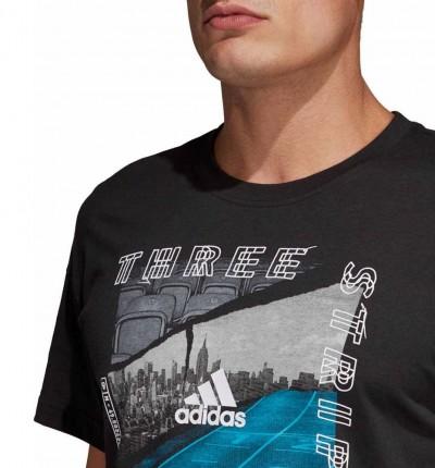 Camiseta M/c Casual_Hombre_ADIDAS Id Photo Tee