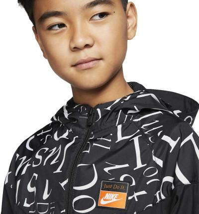 Sudadera Casual_Unisex_Nike Sportswear Windrunner