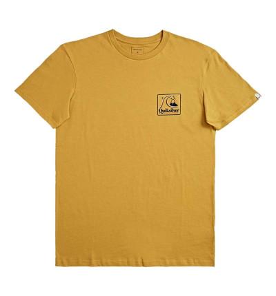 Camiseta M/c Casual QUIKSILVER Beach Tones Ss