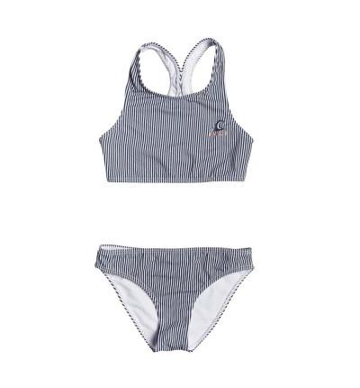 Bikini Baño_Niña_ROXY Early Roxy Crop Top