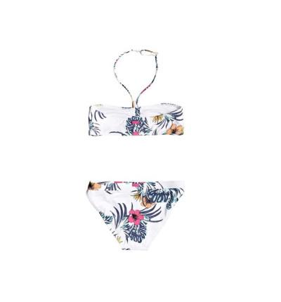 Bikini Baño_Niña_ROXY Love Waimea Bandeau Set