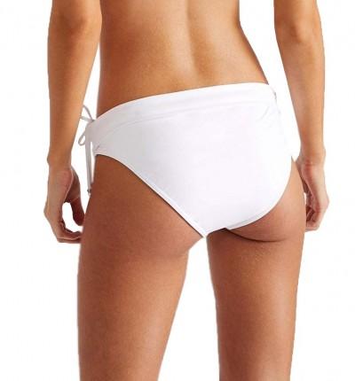 Bikini Bottom Baño_Mujer_BANANA MOON Merenda White Culotte Bain