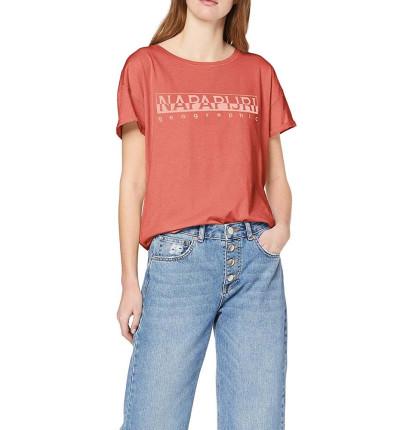 Camiseta M/c Casual NAPAPIJRI Sevora W Bright