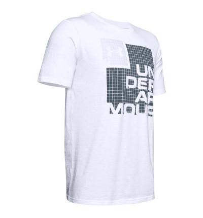 Camiseta M/c Casual_Hombre_UNDER ARMOUR Ua Grid Ss