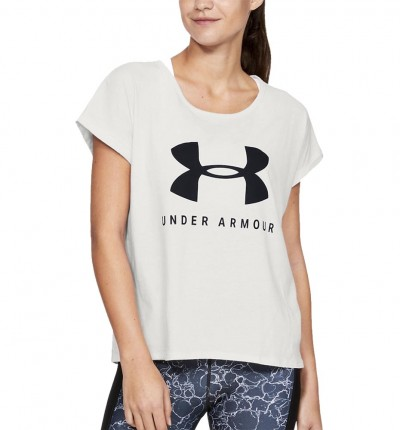Camiseta M/c Casual_Mujer_UNDER ARMOUR Graphic Sportstyle Fashion