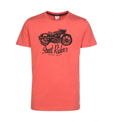 Camiseta M/c Casual_Niño_PROTEST Fires Jr T-shirt