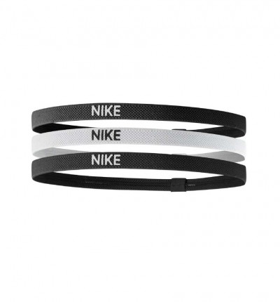 Cintas / Muñequeras Fitness_Mujer_NIKE Elastic Hairbands 3pk