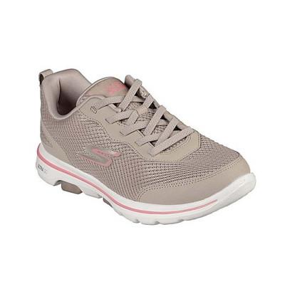 Zapatillas Casual_Mujer_SKECHERS Go Walk 5 - Guardian
