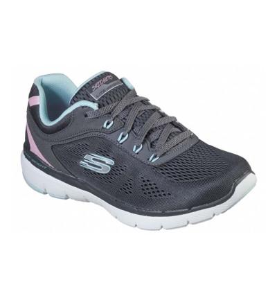 Zapatillas Casual_Mujer_SKECHERS Flex Appeal 3.0-steady Move