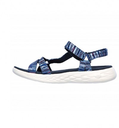 Sandalias Casual_Mujer_SKECHERS On-the-go 600 - Electric