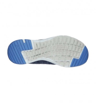 Zapatillas Casual_Mujer_SKECHERS Flex Appeal 3.0 - Fan Craze