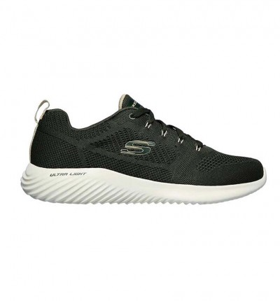 Zapatillas Casual_Hombre_SKECHERS Bounder - Rinstet
