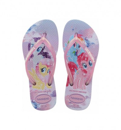 Chanclas Baño_Niño_HAVAIANAS Hav. Kids Slim My Little Pony