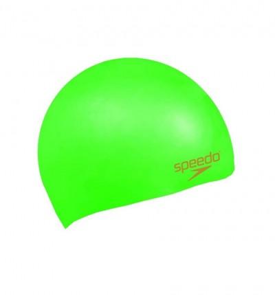 Gorro  Natación SPEEDO Plain Moulded Silicone Cap