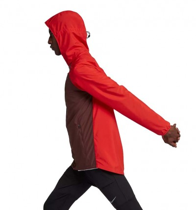 Chaqueta Running Hombre NIKE Essential Hooded Jacket