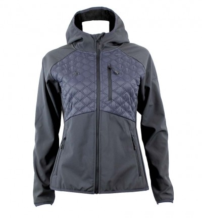 Chaqueta Outdoor_Mujer_IZAS Soft Shell+padded