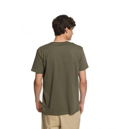 Camiseta M/c Casual QUIKSILVER Eye On The Storm Ss