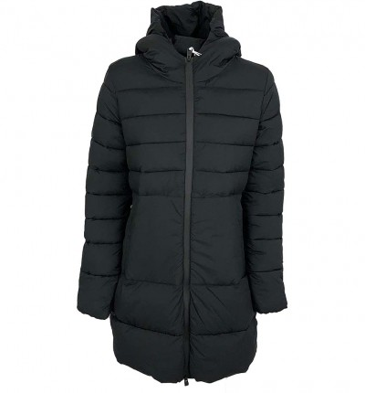 Chaqueta Casual_Mujer_CHAMPION Hooded Polyfilled Jacket