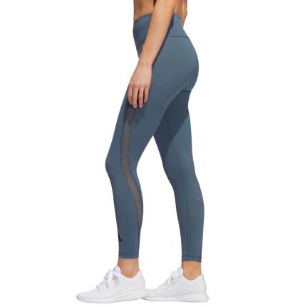 Mallas Largas Fitness Mujer ADIDAS Mallas 7/8 Alphaskin Heat.Rdy