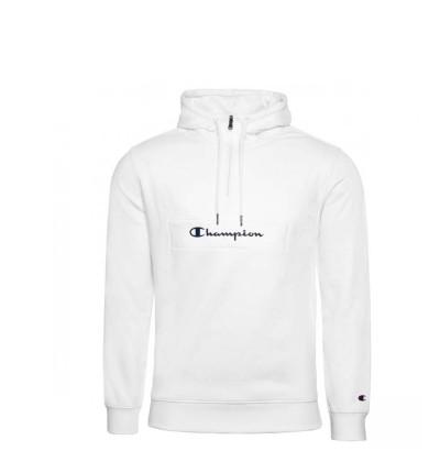 Sudadera Capucha Casual CHAMPION Hooded Half Zip Sweatshirt