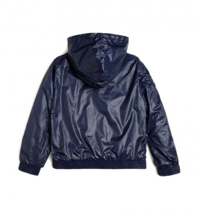 Chaqueta Casual_Niño_GUESS Unisex Hooded Ls Jacket