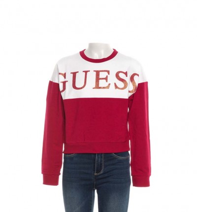 Camiseta M/l Casual_Niña_GUESS Ls Active Top
