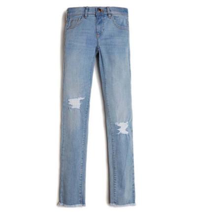 Pantalón Casual_Niña_GUESS Denim Skinny Pants
