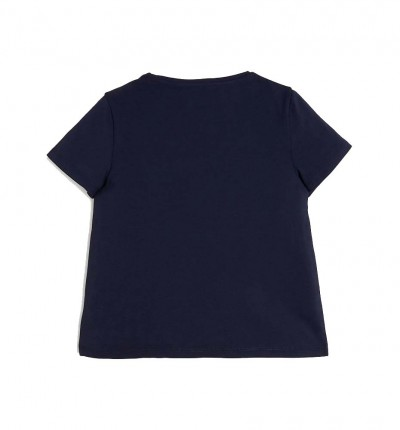 Camiseta M/c Casual_Niña_GUESS Midi Ss T-shirt