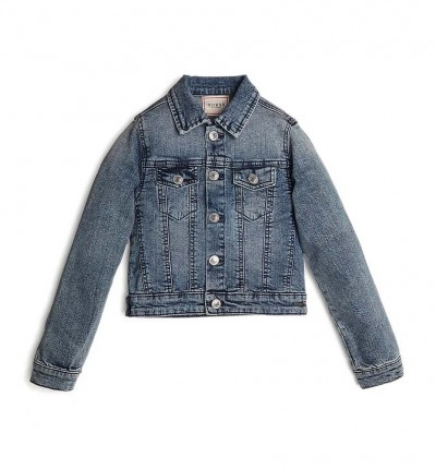 Chaqueta Casual_Niña_GUESS Denim Jacket Icon
