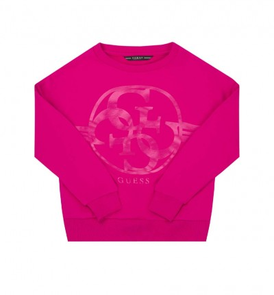 Sudadera Casual_Niña_GUESS Active Top